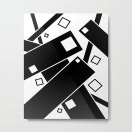 So Square Metal Print