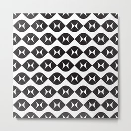Geometric Pattern #172 Metal Print