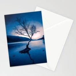 Padarn LakeTree Snowdonia Stationery Cards