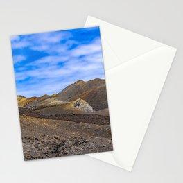 Sierra Negra Volcano, Galapagos, Ecuador Stationery Cards