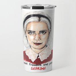 Sabrina Travel Mug