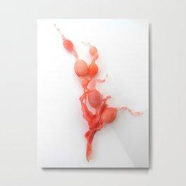 Pink Seaweed (1) Metal Print