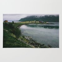 norway Area & Throw Rugs featuring Norway by A. Serdyuk