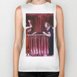 Weaving in Ancient Greece          by Kay Lipton Biker Tank