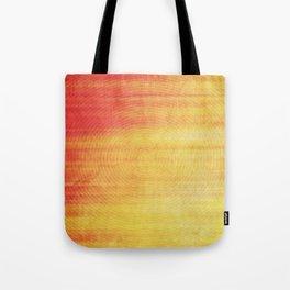 Color Burst - Sunset Ring Tote Bag