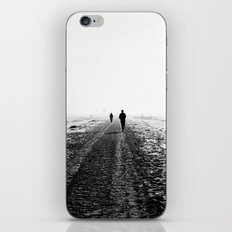 The Runner iPhone & iPod Skin