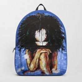 Naturally I BLUE Backpack