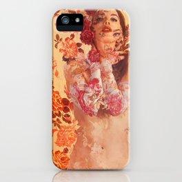 Jaquenetta iPhone Case
