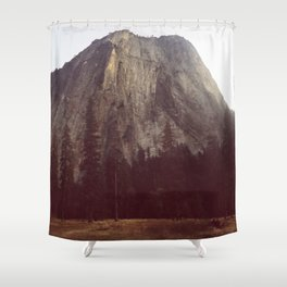 I Miss You El Capitan Shower Curtain