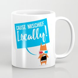 Local Mischief Coffee Mug