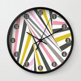 TwiangleQuatro Wall Clock