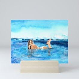 Goddess Gemma Mini Art Print