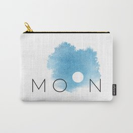 Full Moon Sky Carry-All Pouch