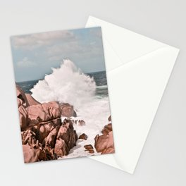 Kiss of the Sea II Stationery Cards