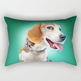 Super Pets Series 1 - Super Buckley Rectangular Pillow