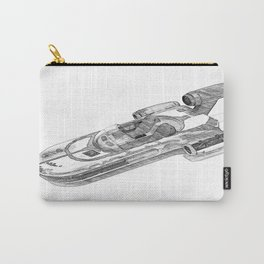 I Like To Go Fast! Carry-All Pouch