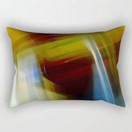 Abstract Composition 420 Rectangular Pillow