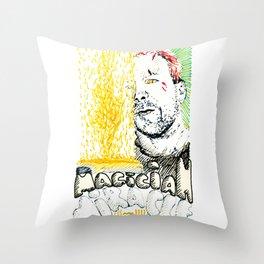 Korben Dallas Throw Pillow