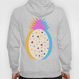 Pastel pineapples Hoody