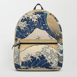 The Great Wave - Sydney Backpack