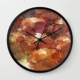 Kringles O Wall Clock