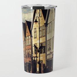 Bergen Harbour Travel Mug