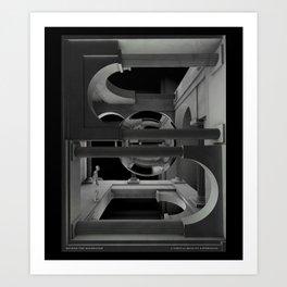 Beyond the Macrocosm Art Print