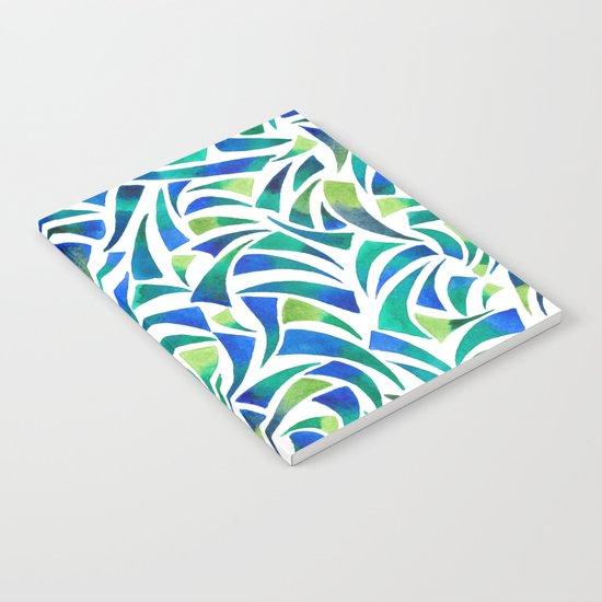 Sea Glass Notebook