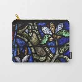 St. Denis Stained Glass 1 Carry-All Pouch