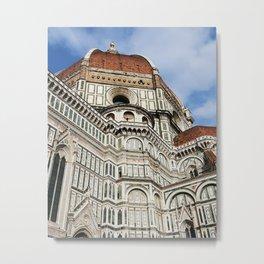 Duomo of Florence Metal Print