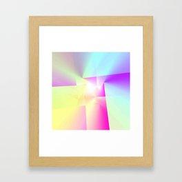 Pandora Box Framed Art Print