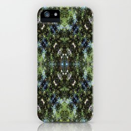 Reflection Kaleidoscope iPhone Case