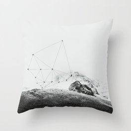 Fly, Fly, Away Throw Pillow