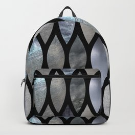 Silver Scales Backpack