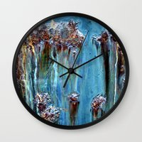 antique Wall Clocks featuring Antique by Anne Seltmann