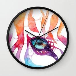 ZZebra Wall Clock