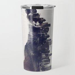 Fox from the City Travel Mug