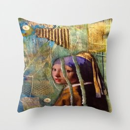UnManageable Throw Pillow