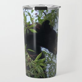 Bearly-Contained Excitement Travel Mug