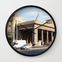 Roumania, Gara de Nord, Bucarest Wall Clock