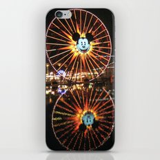 Micky Mirror iPhone & iPod Skin