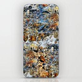 Peaceful Soothing Waters iPhone Skin