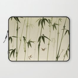 Bamboo forest Laptop Sleeve