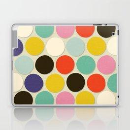 chelsea spot cream Laptop & iPad Skin