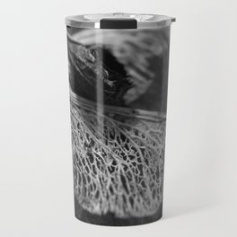 Fluid Nature - Wings Of A Tree Travel Mug