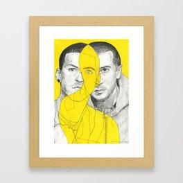 morphing Framed Art Print