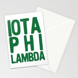 Iota Phi Lambda II Stationery Cards