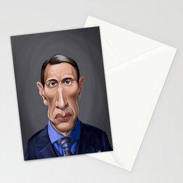 Celebrity Sunday ~ Mads Mikkelsen Stationery Cards