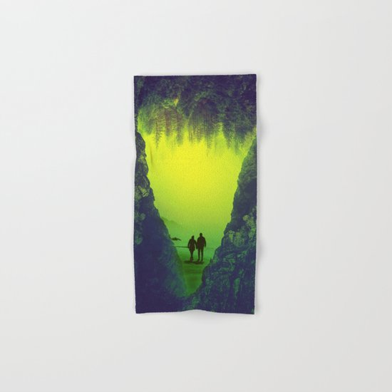 Toxic Forestry Together Hand & Bath Towel