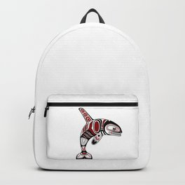 Haida Orca Backpack